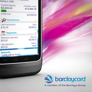 Barclaycard US - Mobile personality