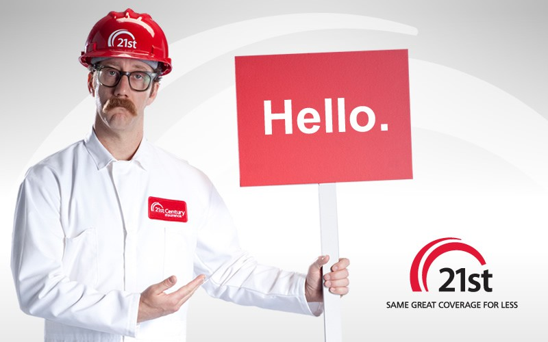 21st Century Insurance – Giving a brand character its voice