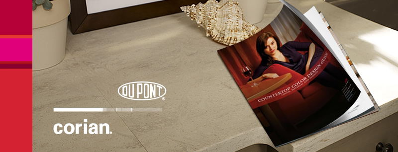 DuPont Solid Surfaces - Displaying a passion for countertops