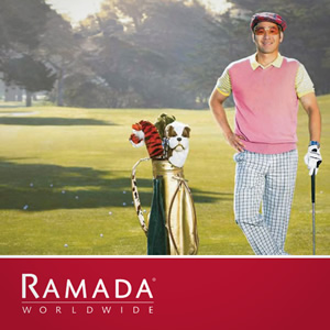 Wyndham Worldwide - Ramada - Being quirky has its rewards