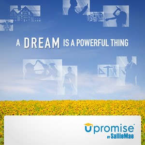 Upromise by Sallie Mae - A dream campaign for social media